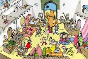 En+un+mercado+persa,+Musicaeduca