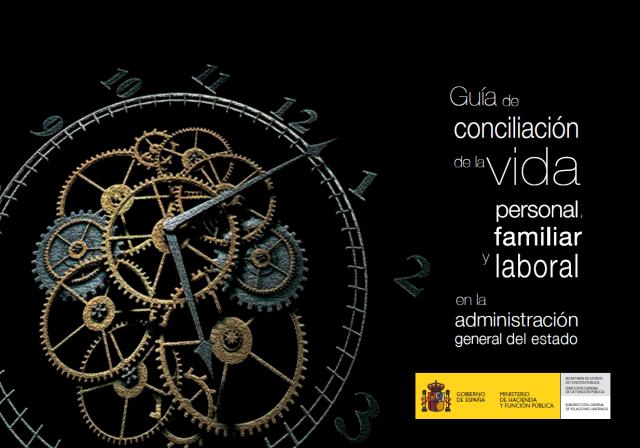 Guía de conciliación de la vida personal, familiar y laboral en la Administración General del Estado