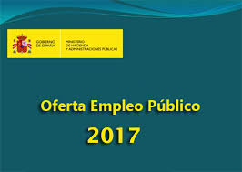Aprobación oferta de empleo público 2017 y extraordinaria y adicional