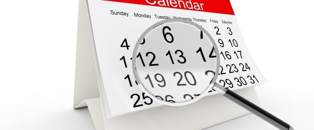 Relación de fiestas laborales para el año 2018