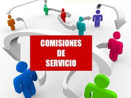 Instrucción conjunta de la SEFP y de la SEPG sobre comisiones de servicio en la Administración General del Estado